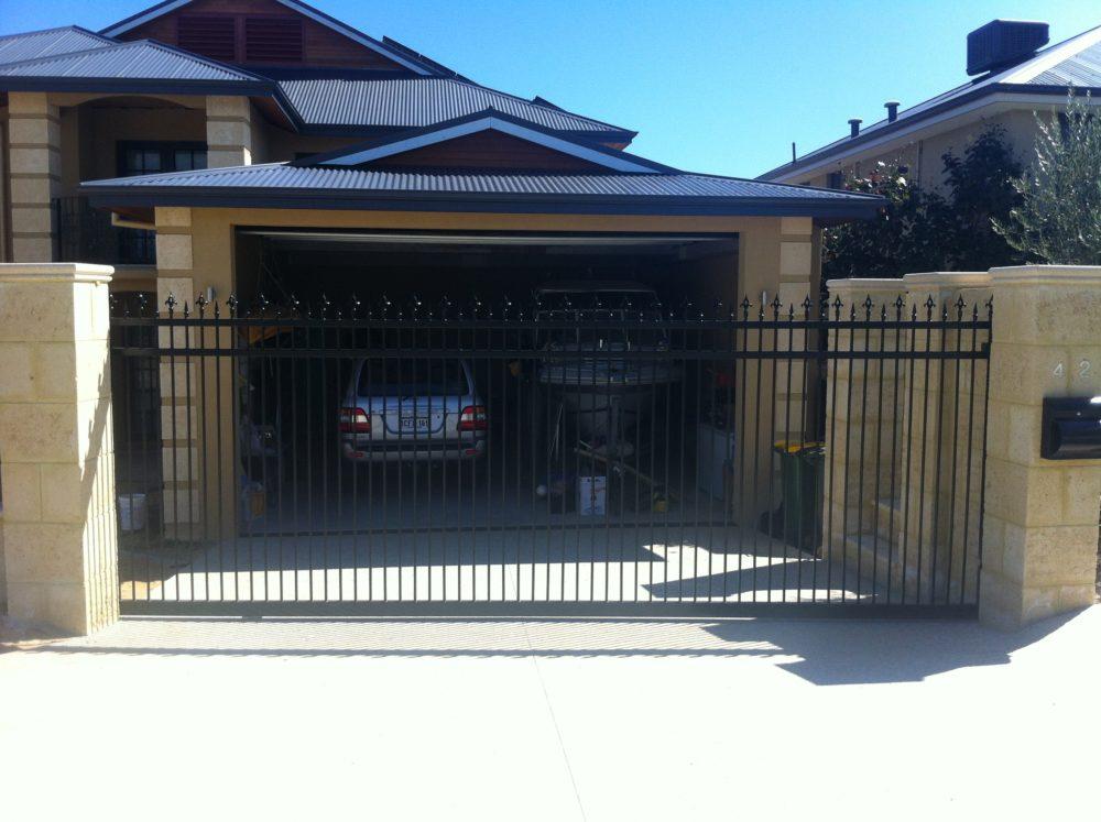 Automatic Gates Solutions Perth Custom Fabrication