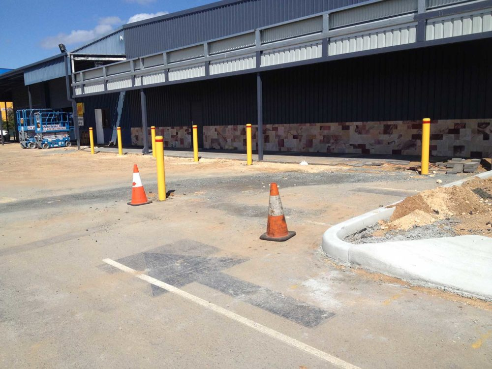 Custom Traffic Barriers | Gate Boys Perth | Custom fabrication and
